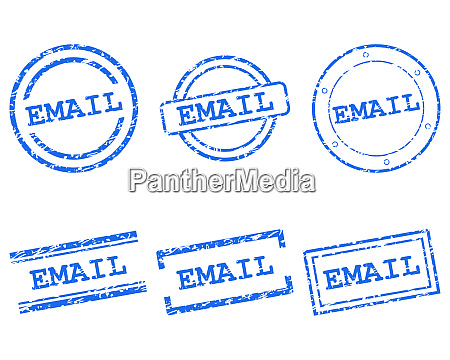 email stamps