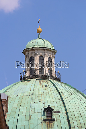 st peter dome wien