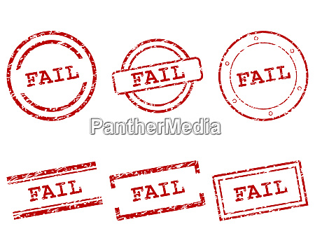 fail stamps