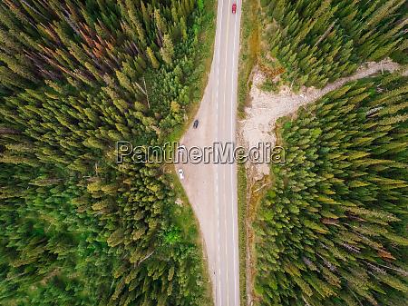 kanada oben abstrakt luft alberta hintergrund
