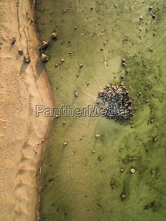 abstract, aerial, view, of, stones, in - 27456134