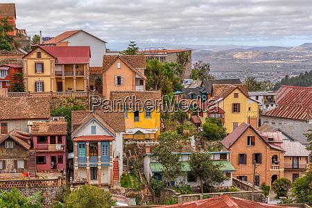 hauptstadt von madagaskar antananarivo