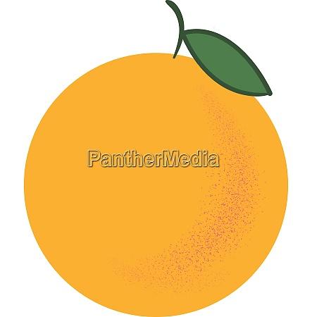 orange, in, gelben, farbvektor, oder, farbabbildung - 27502943