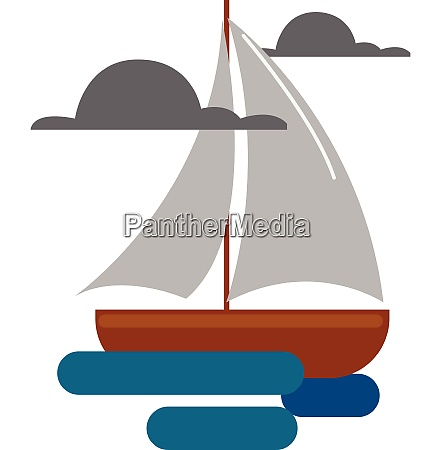 clipart of a boat vector or