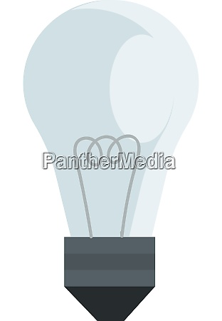 a light bulb vector or color