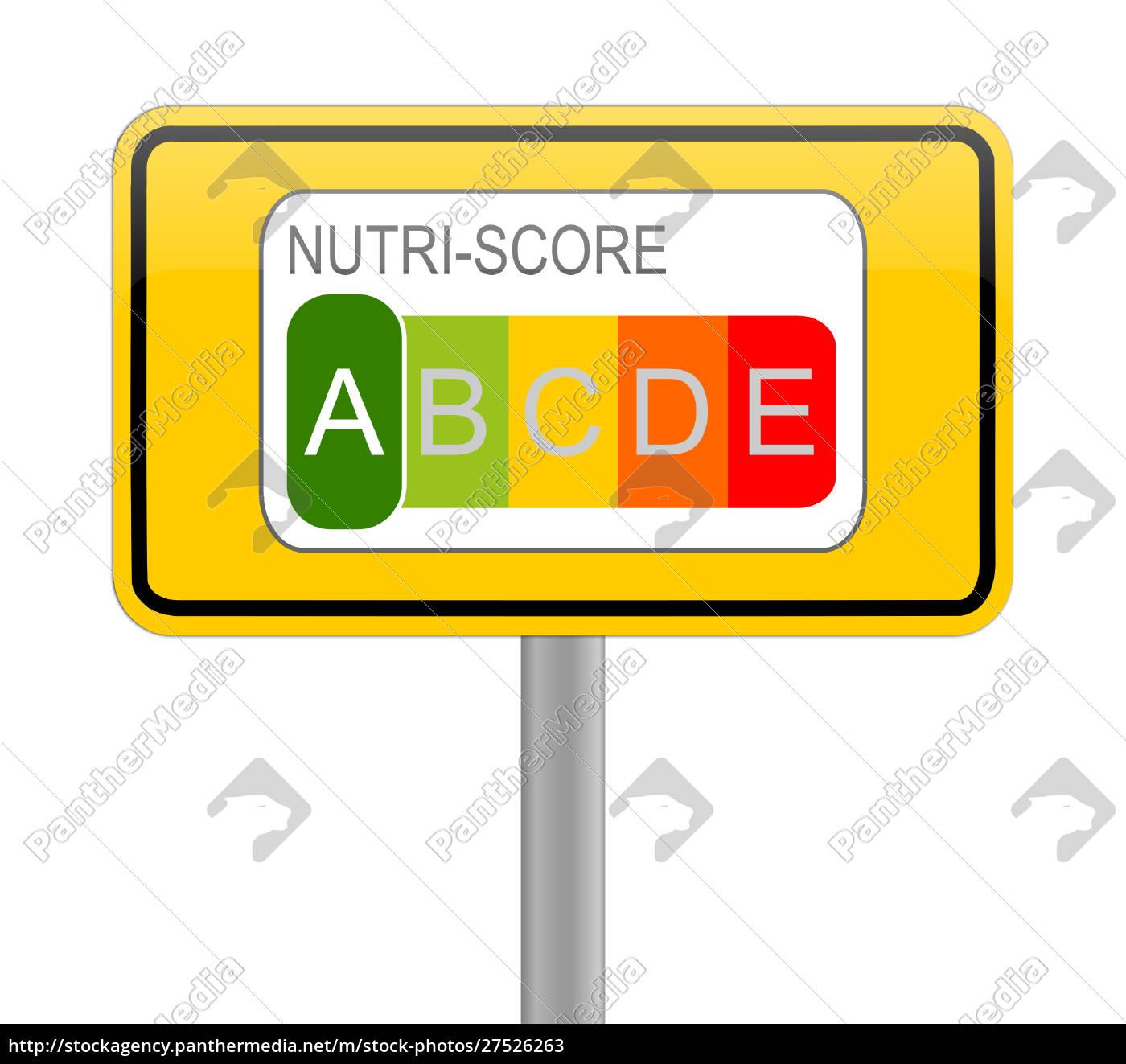 nutri-score, label, , 5-colour, nutrition, label, - - 27526263