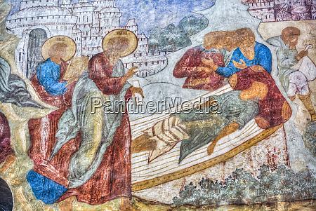 religioese kunstwerke die tod trauer und