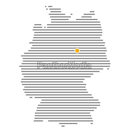 magdeburg position der deutschen stadt