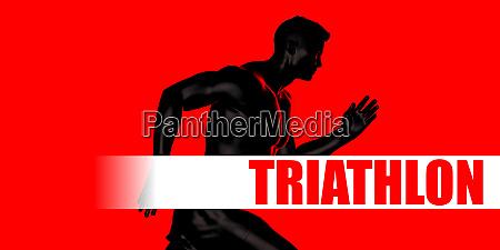 triathlon konzept