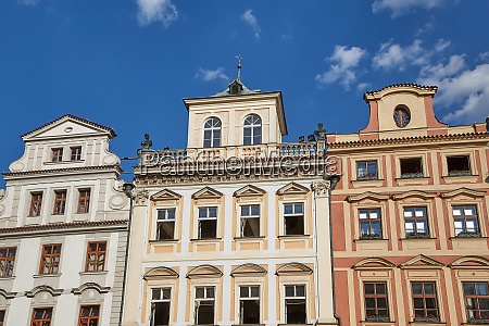 townhouses in prague