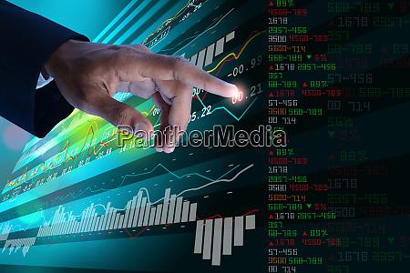 umsatzwachstum sgraph am aktienmarkt