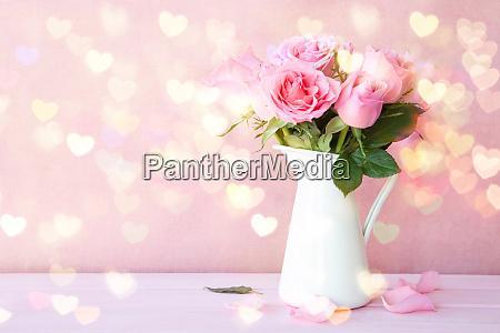 buendel von rosa rosen