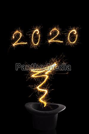 magisches neues jahr 2020