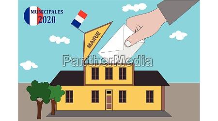 kommunalwahlen in frankreich 2020 abbildung text