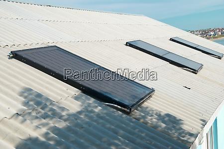 solar wasser heizsystem
