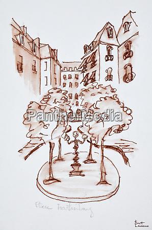 place furstenberg saint germain des pres