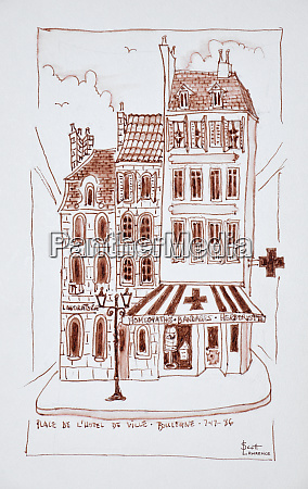 pharmacy in old town boulogne sur