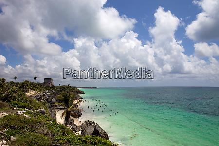 strand von mexiko
