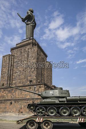 armenia yerevan soviet era mother armenia