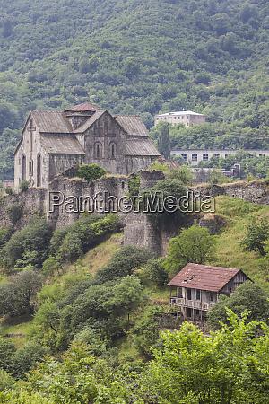 armenia debed canyon akhtala akhtala church