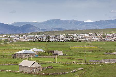 armenia noratus village view
