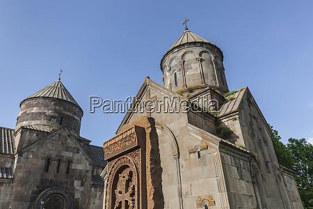 armenia tsaghkadzor kecharis monastery 11th century