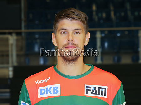 polnischer handballer piotr chrapkowski sc magdeburg