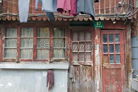old residence shanghai china