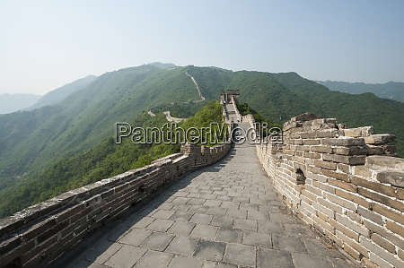 the original mutianyu section of the