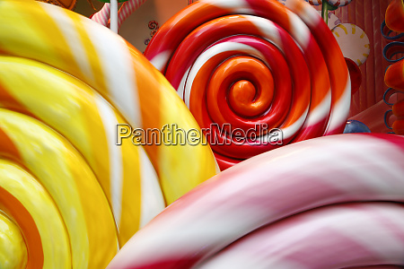 candy lollipop display new york city