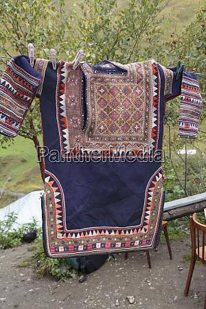 georgia mtskheta juta piece of traditional