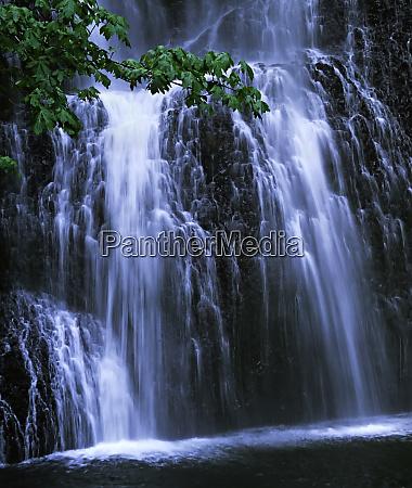 north america usa oregon silver falls