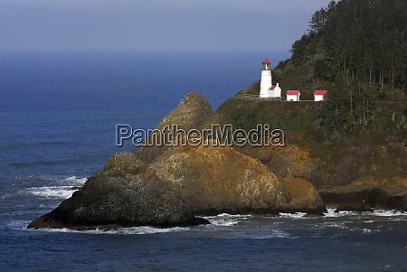 heceta head lighthouse cape creek oregon