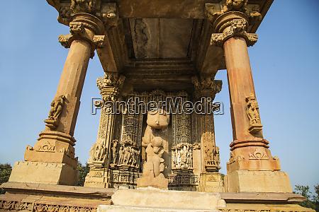 tempel von khajuraho khajuraho madhya pradesh