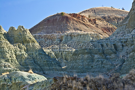 blue basin john day fossil beds