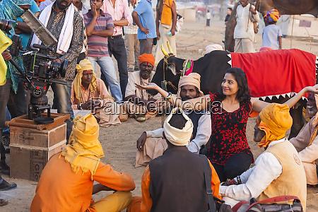 filmproduktion rajasthan indien