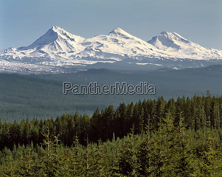 usa oregon three sistersthe three sisters