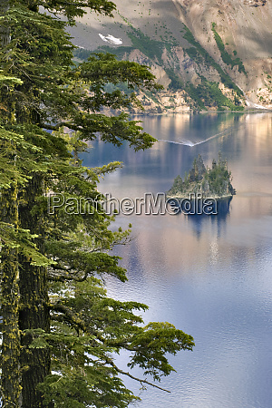 usa oregon crater lake np a