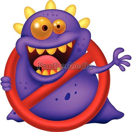 stop virus lila virus in