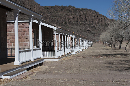 fort davis fort davis national historic