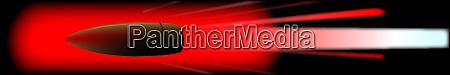 red hot bullet internet web banner