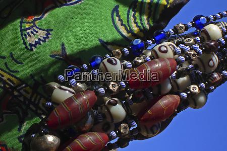 mali dogon land traditionelle malische halsketten