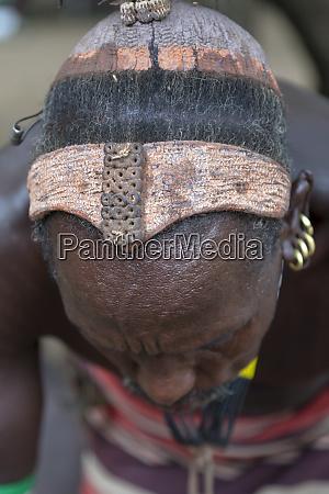 africa ethiopia southern omo murulle karo