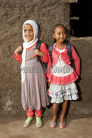 schoolgirls omo child orphanage and school
