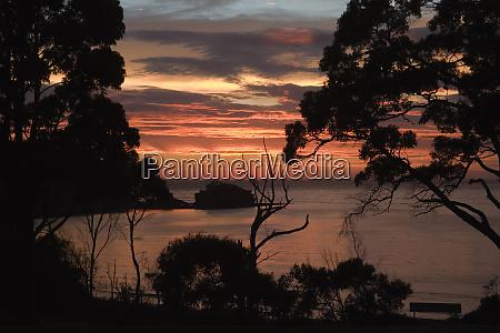 asien australien tasmanien freycinet sonnenaufgang
