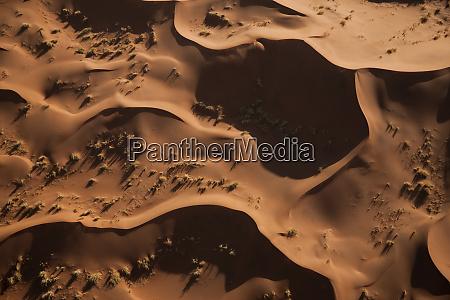 aerial view namib desert namib naukluft