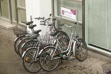 europa deutschland berlin fahrraeder zu vermieten