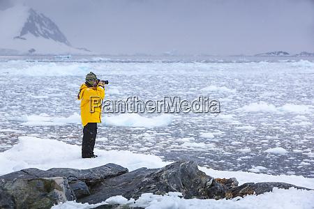 antarktis fotograf der fotos vom meereis