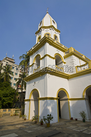 armenian church in dhaka bangladesh asia