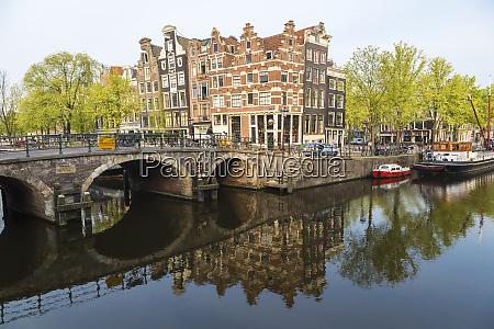 canal amsterdam holland niederlande
